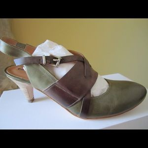Anthropologie Schuler & Sons Pumps shoes NIB -6